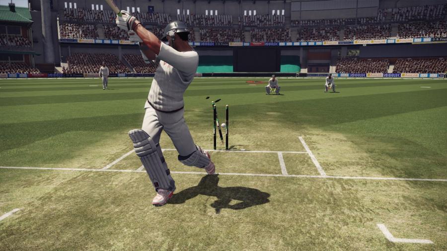 Don Bradman Cricket Review - Screenshot 1 of 5