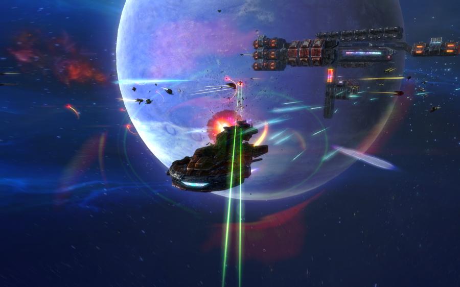Rebel Galaxy Review - Screenshot 1 of 4