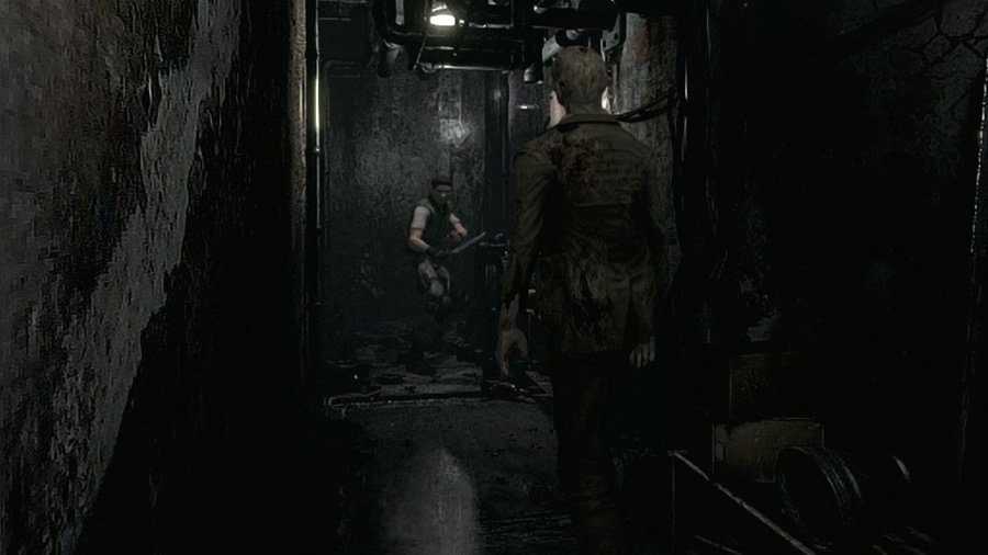 Resident Evil Review - Screenshot 1 of 3