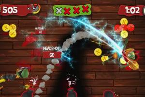 Slice Zombies for Kinect Screenshot