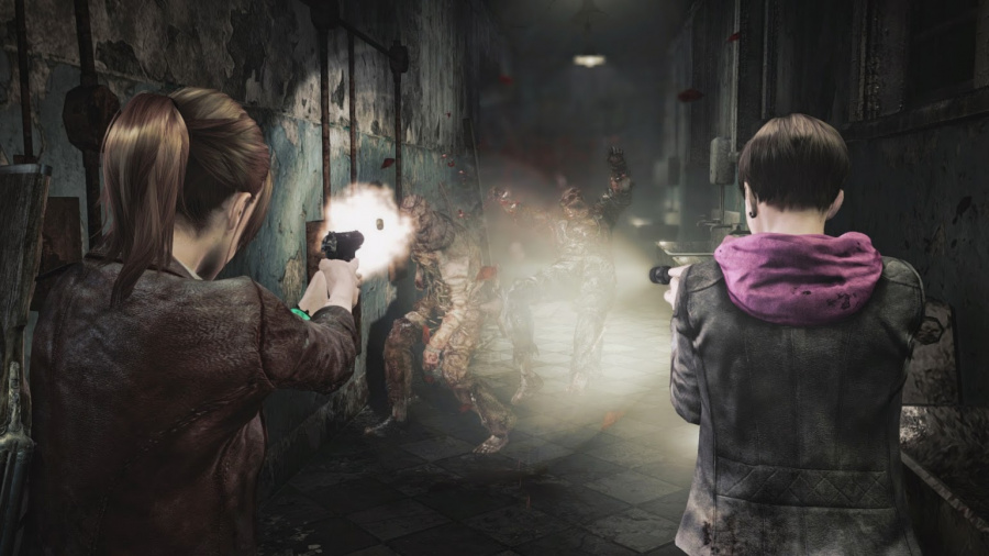 Resident Evil: Revelations 2 - Episode 2: Contemplation Review - Screenshot 1 of 4