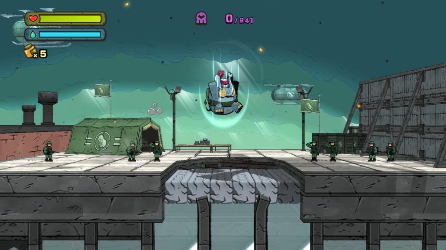 Tembo the Badass Elephant Review - Screenshot 1 of 5