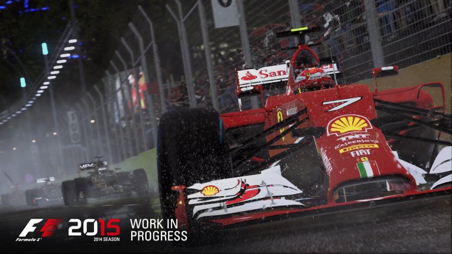 F1 2015 Review - Screenshot 1 of 5