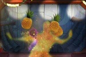 Fruit Ninja Kinect 2 Screenshot