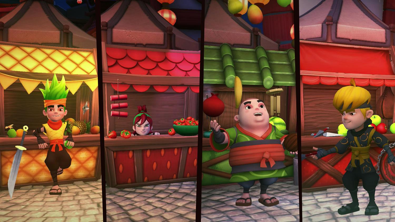 Ninja fruit 2 - Fnk2 Screenshot 6