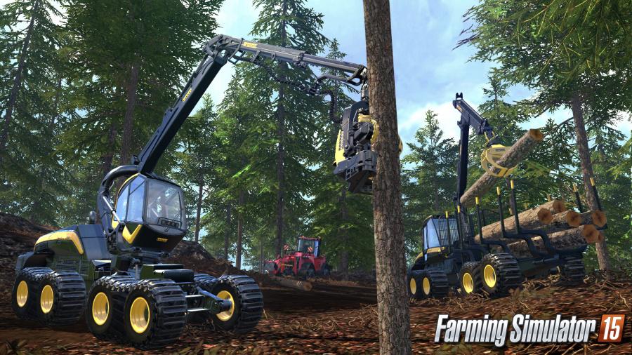 Farming Simulator 15 Review - Screenshot 1 of 6