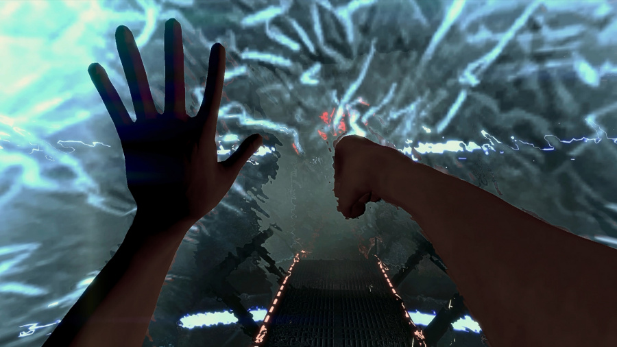 Infinity Runner Review - Screenshot 1 of 4