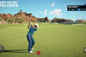 Rory McIlroy PGA Tour Screenshot