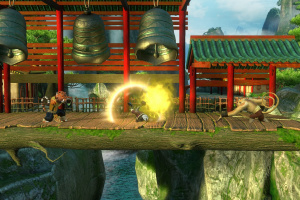Kung Fu Panda: Showdown of Legendary Legends Screenshot