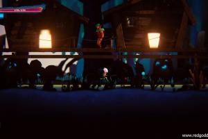 Red Goddess Screenshot