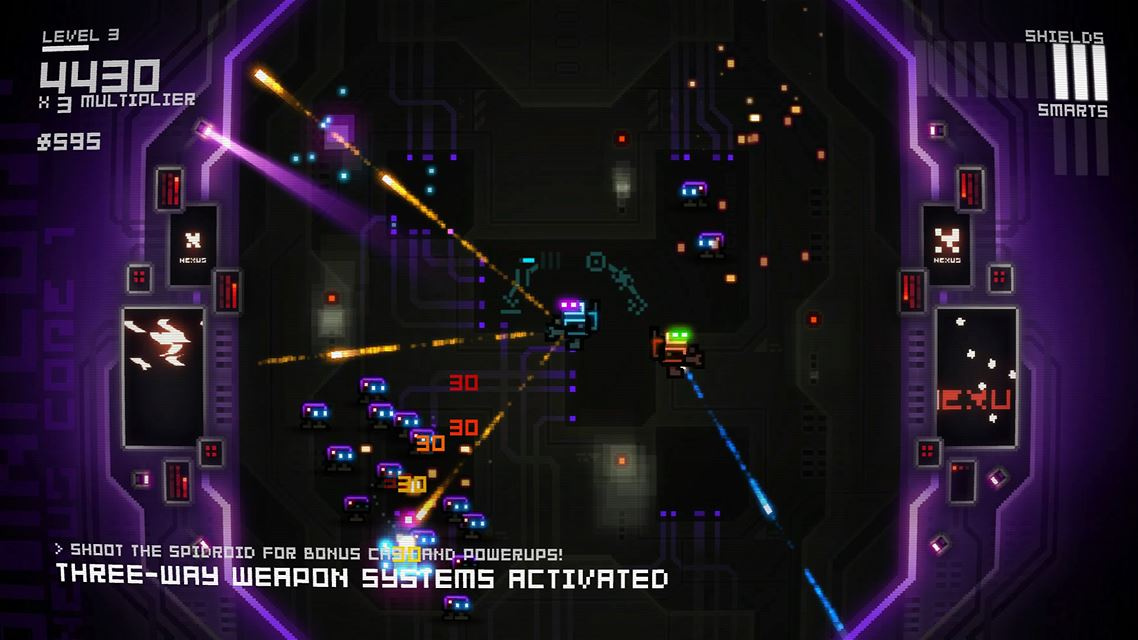 Review: Ultratron (Wii U eShop) Large