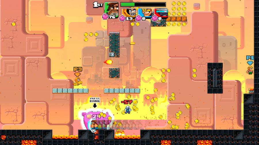 Mega Coin Squad Review - Screenshot 1 of 4