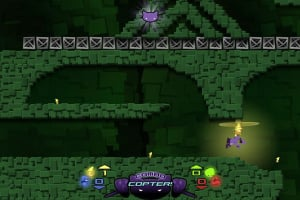 Schrödinger's Cat and the Raiders of the Lost Quark Screenshot