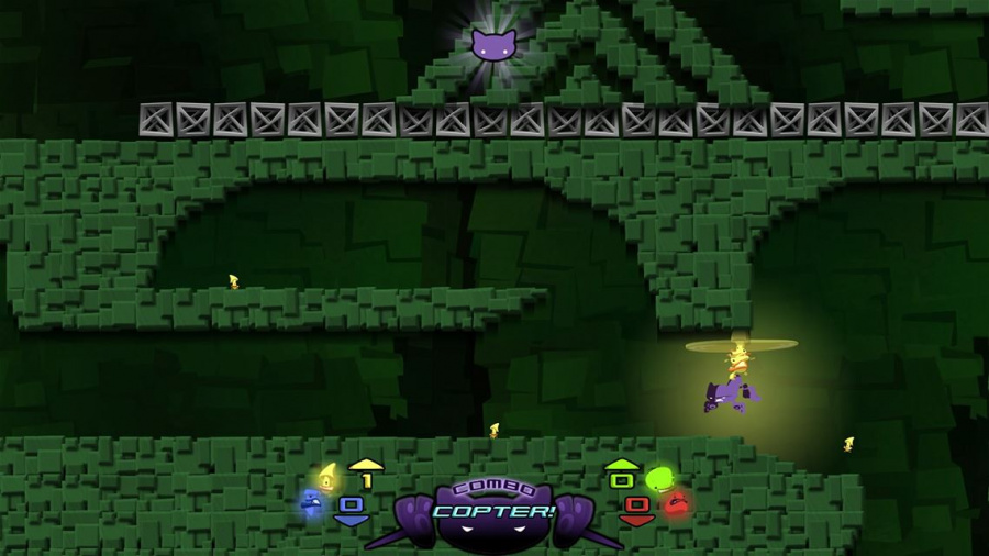 Schrödinger's Cat and the Raiders of the Lost Quark Review - Screenshot 1 of 4