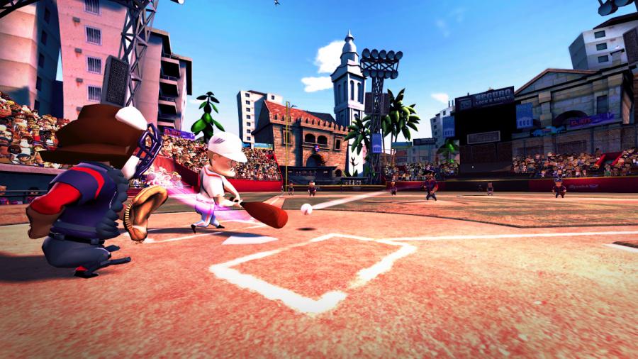 Super Mega Baseball: Extra Innings Review - Screenshot 1 of 4