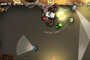 Spy Chameleon Screenshot