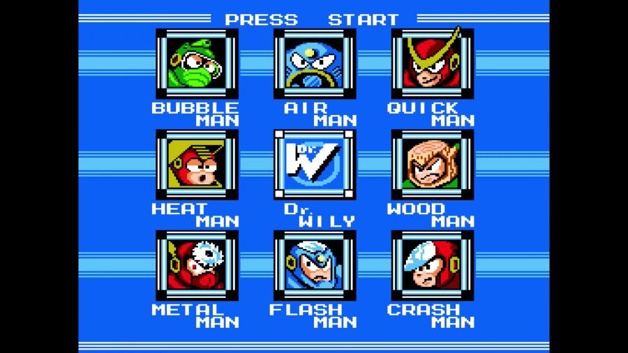 Mega Man Legacy Collection Review - Screenshot 1 of 4