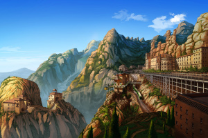 Broken Sword 5: The Serpent's Curse Screenshot