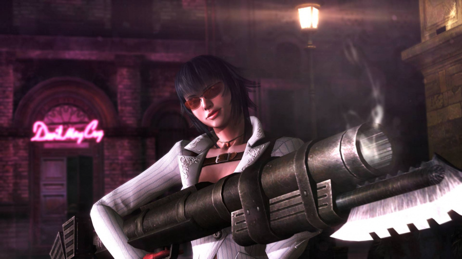 Devil May Cry 4 Special Edition Review - Screenshot 1 of 4