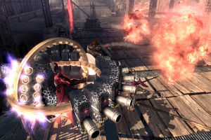 Devil May Cry 4 Special Edition Screenshot