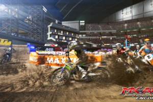 MX vs. ATV Supercross Encore Screenshot