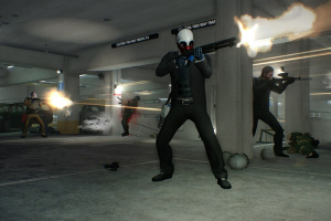 Payday 2: Crimewave Edition Screenshot
