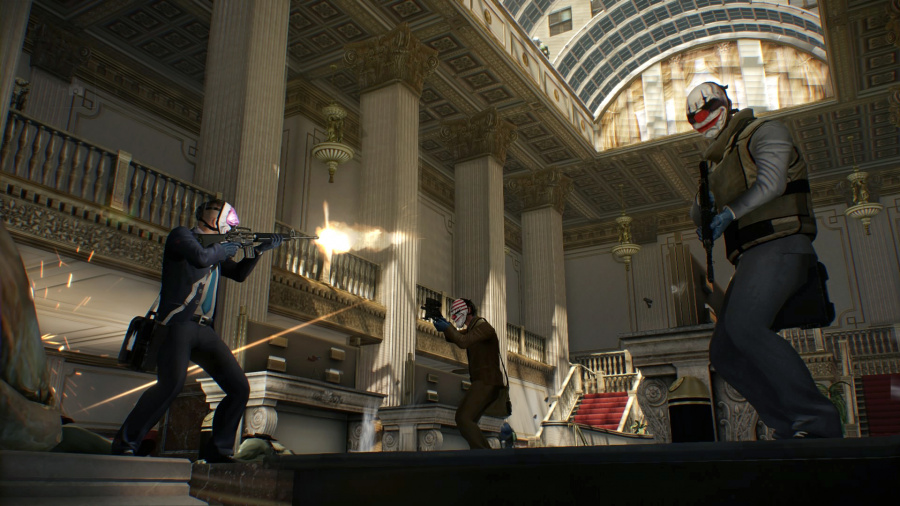 Payday 2: Crimewave Edition Review - Screenshot 1 of 4