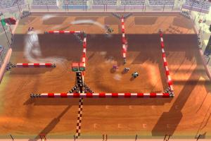 Rock 'N Racing Off Road DX Screenshot