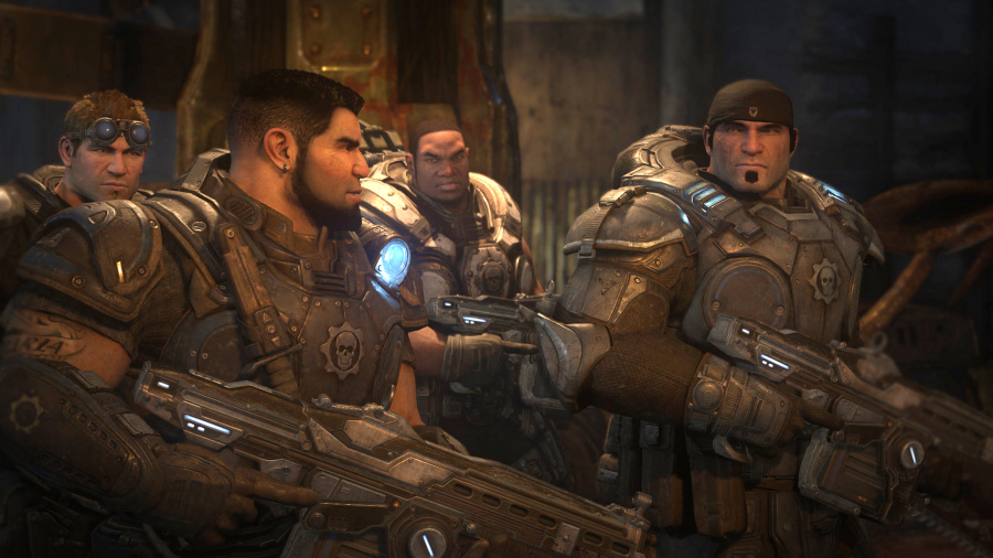 Gears of War: Ultimate Edition Review - Screenshot 1 of 5