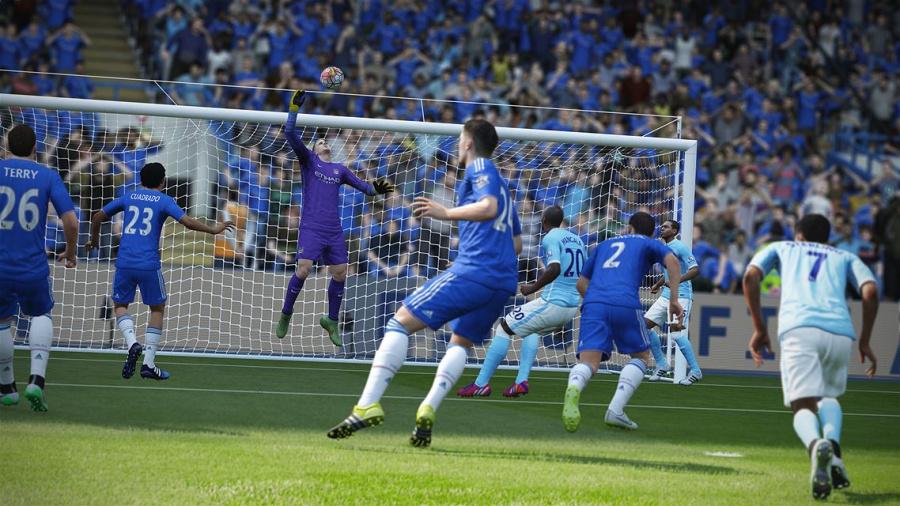FIFA 16 Review - Screenshot 1 of 7