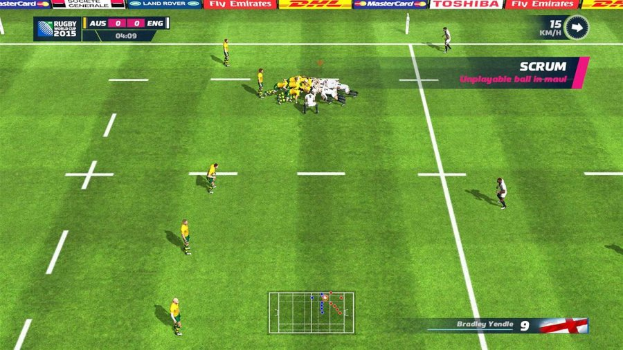 Rugby World Cup 2015 Review - Screenshot 1 of 5