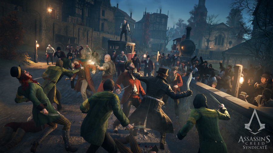 Assassin's Creed Syndicate Review - Screenshot 1 of 4