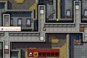 The Escapists: The Walking Dead Screenshot