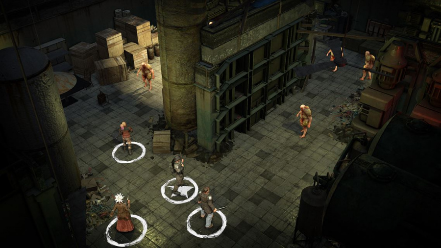 Wasteland 2: Director's Cut Review - Screenshot 1 of 3