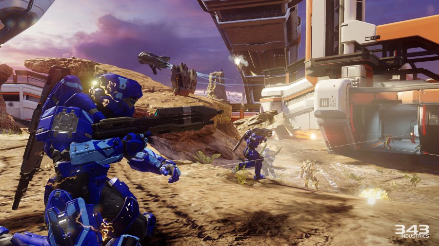 Halo 5: Guardians Review - Screenshot 1 of 8