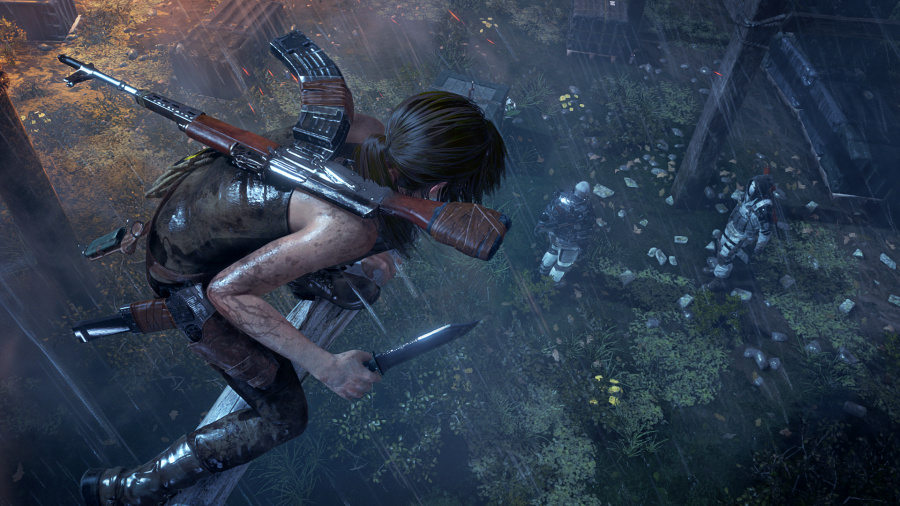 Rise of the Tomb Raider Review - Screenshot 1 of 5