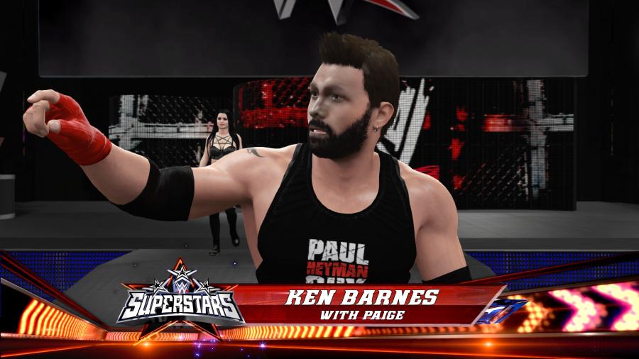 WWE 2K16 Review - Screenshot 1 of 8