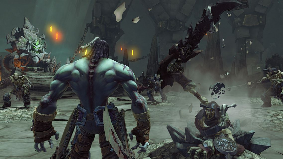 Darksiders II: Deathinitive Edition Review - Screenshot 1 of 3