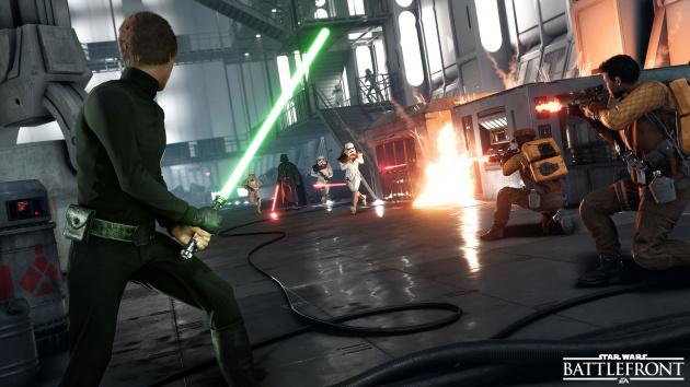 Star Wars Battlefront Screenshot 07