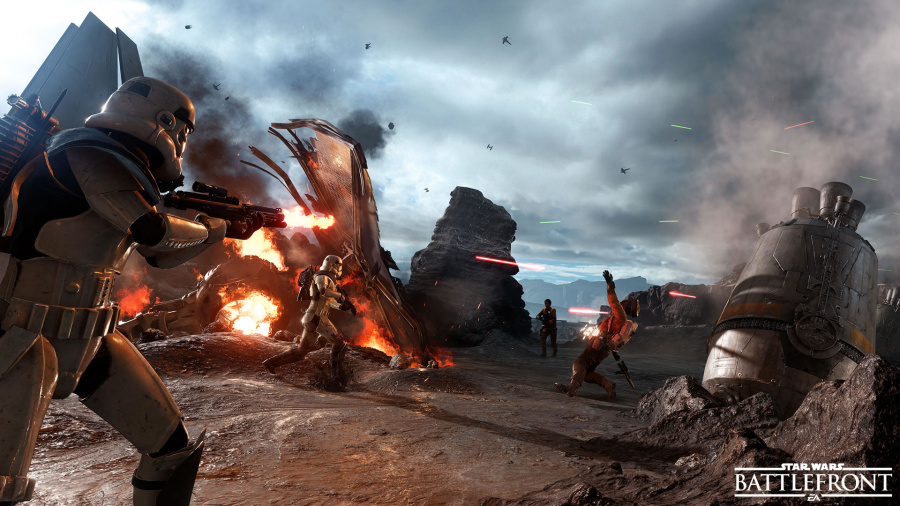 Star Wars: Battlefront Review - Screenshot 1 of 7