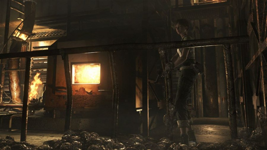Resident Evil 0 Review - Screenshot 1 of 4