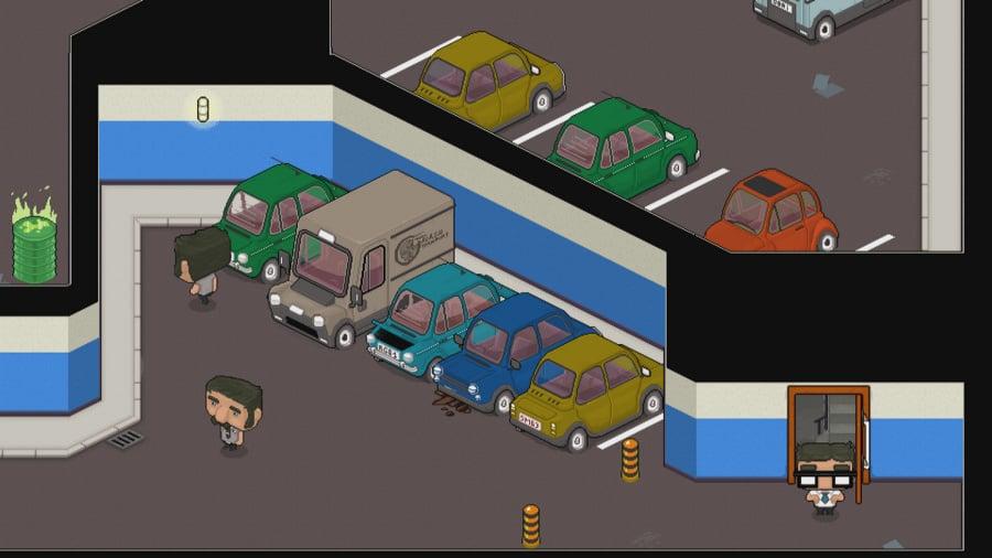 Level 22: Gary's Misadventures Review - Screenshot 1 of 3