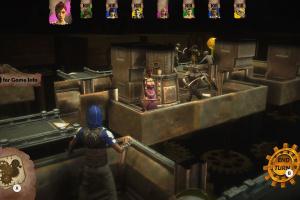 The Living Dungeon Screenshot