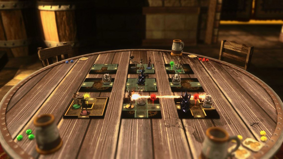The Living Dungeon Review - Screenshot 1 of 4