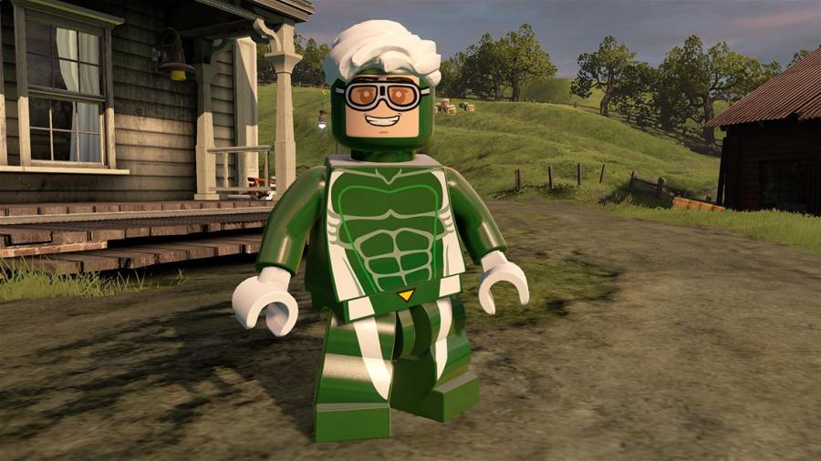 LEGO Marvel's Avengers Review - Screenshot 1 of 4