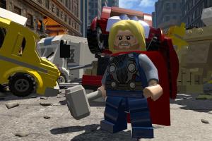 LEGO Marvel's Avengers Screenshot