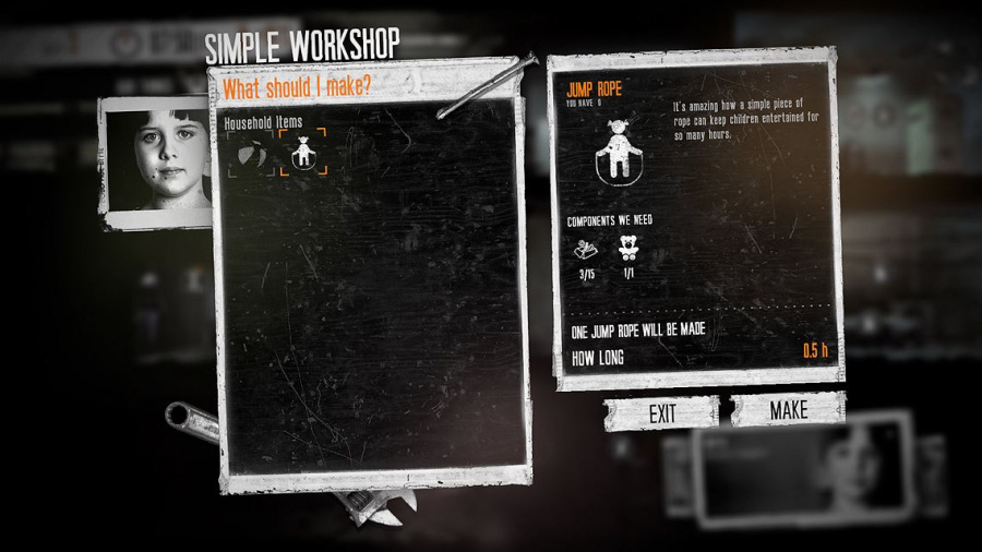 This War of Mine: The Little Ones Review - Screenshot 1 of 4