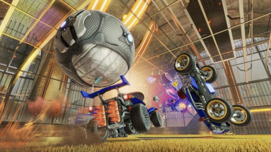 Rocket League Review - Screenshot 1 of 7