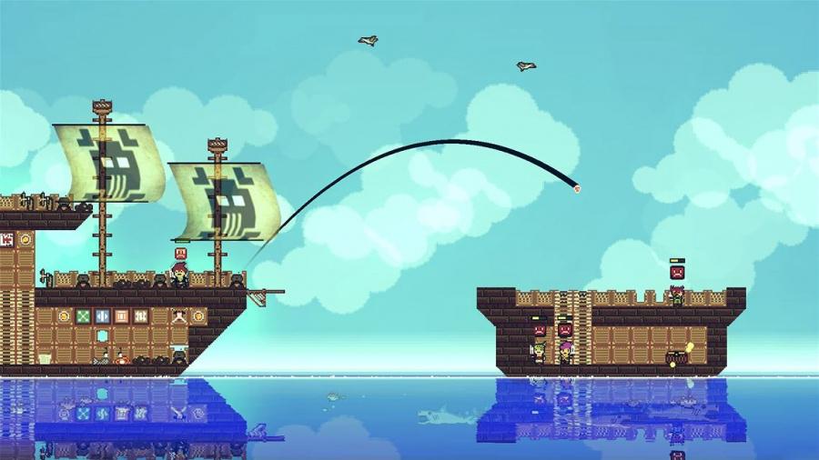Pixel Piracy Review - Screenshot 1 of 3
