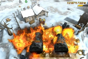 Tiny Troopers: Joint Ops Screenshot